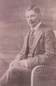 Johann in jungen Jahren (Foto: Archiv Familie Hofer)