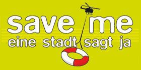 Das Logo der Save Me-Kampagne (mit freundlicher Genehmigung von Save Me)