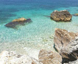 Strand bei Vlora, Foto: Victoria Schöndelen