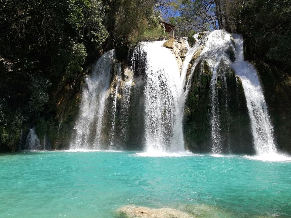 Wasserfall in Chiapas (Foto: Hoan Huynh)