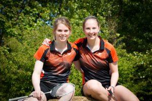 Lisa Kaminski (27) und Hannah Pohl (23): Nicht nur auf dem Feld ein Spitzenteam. Foto: Michael Anhäuser