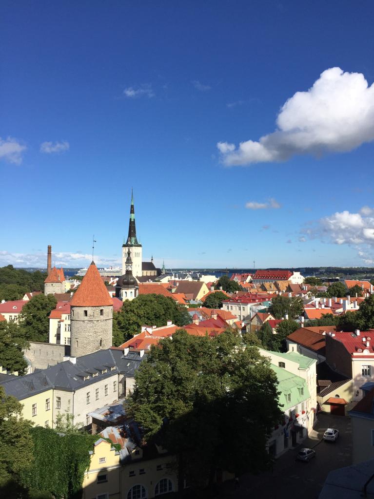 Estlands Hauptstadt Tallinn (Foto: Ksenia Felker)
