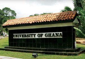 Die University of Ghana im Stadtteil Legon der Hauptstadt Accra ist eine der angesehensten Hochschulen in Westaf-rika. Foto: privat