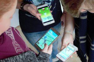 An Pokemon Go kam im Sommer 2016 keiner vorbei
