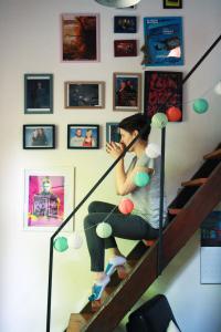 Fotowand in Ellies Zimmer | Foto: Pauline Owsianik