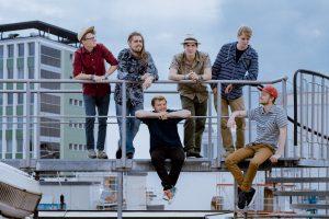 v.l.n.r.: Noah, Lukas, Lukas, Simon, Oliver und Marvin.© Christian Platz