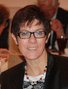 J. Patrick Fischer, 2012 Annegret Kramp-Karrenbauer-1, CC BY-SA 3.0