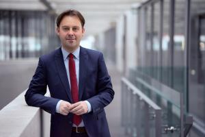 SPD-Digitalpolitiker Jens Zimmermann (Foto: Marlene Bleicher)