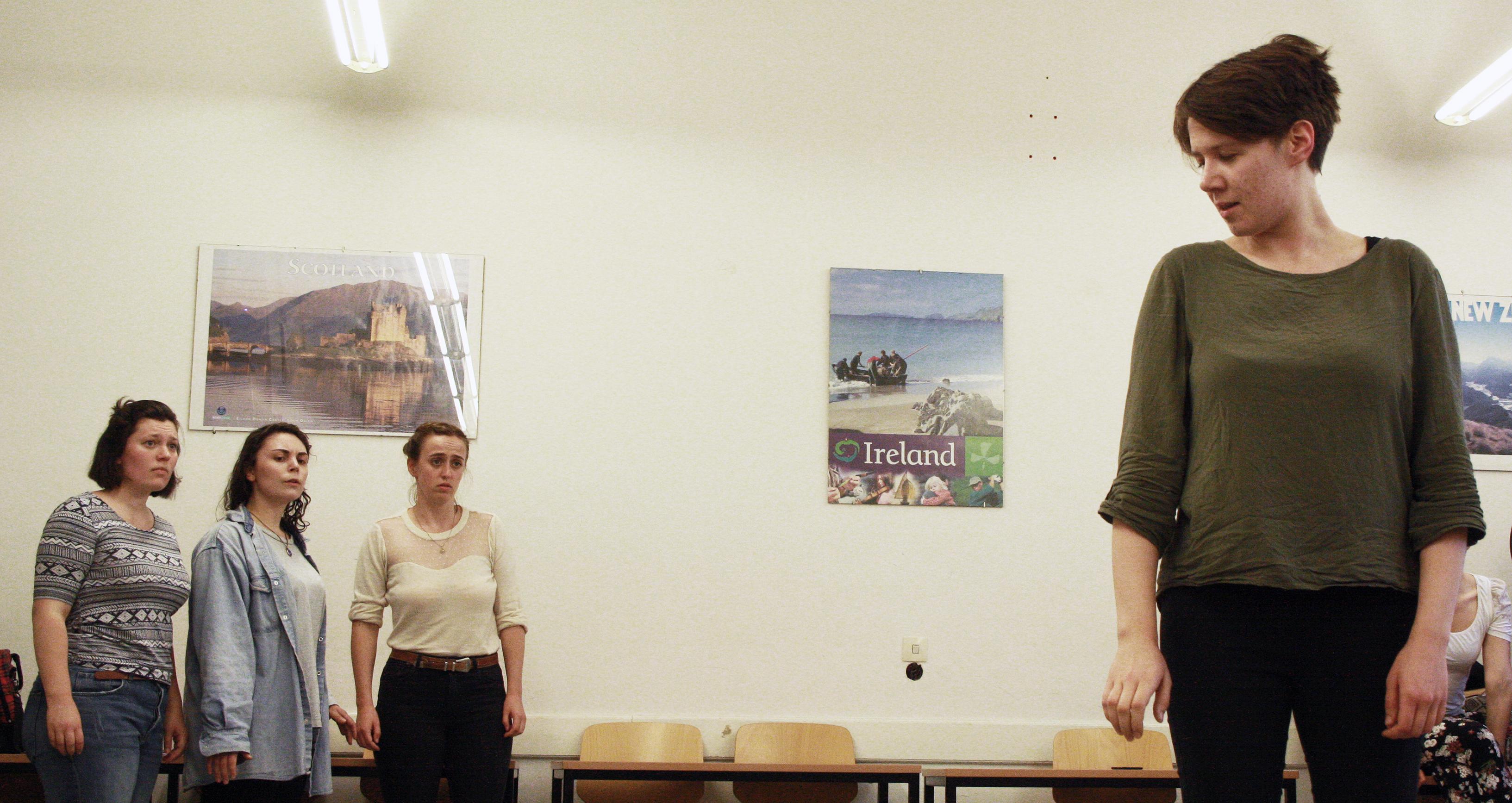 Probe des ersten Aktes | Foto: Pauline Owsianik