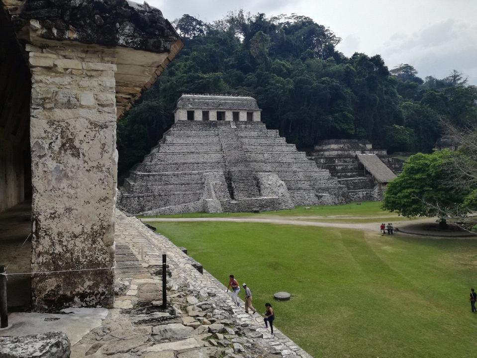 Maya-Tempel in Chiapas (Foto: Hoan Huynh)