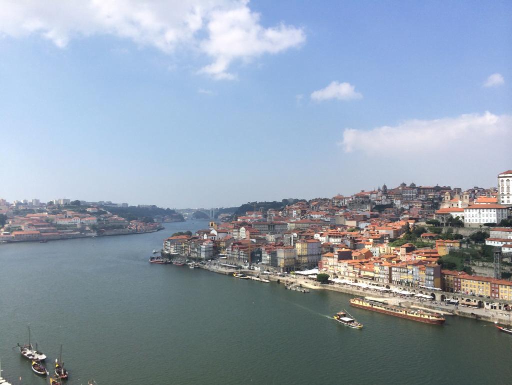Weinstadt Porto (Foto: David Lindenbeck)