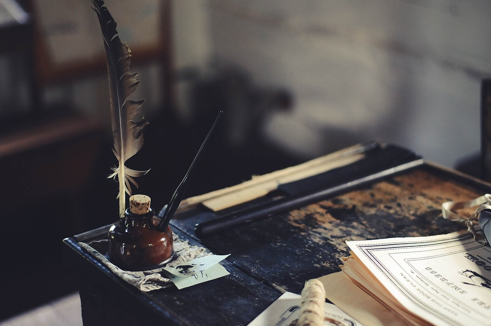 Writing Quill