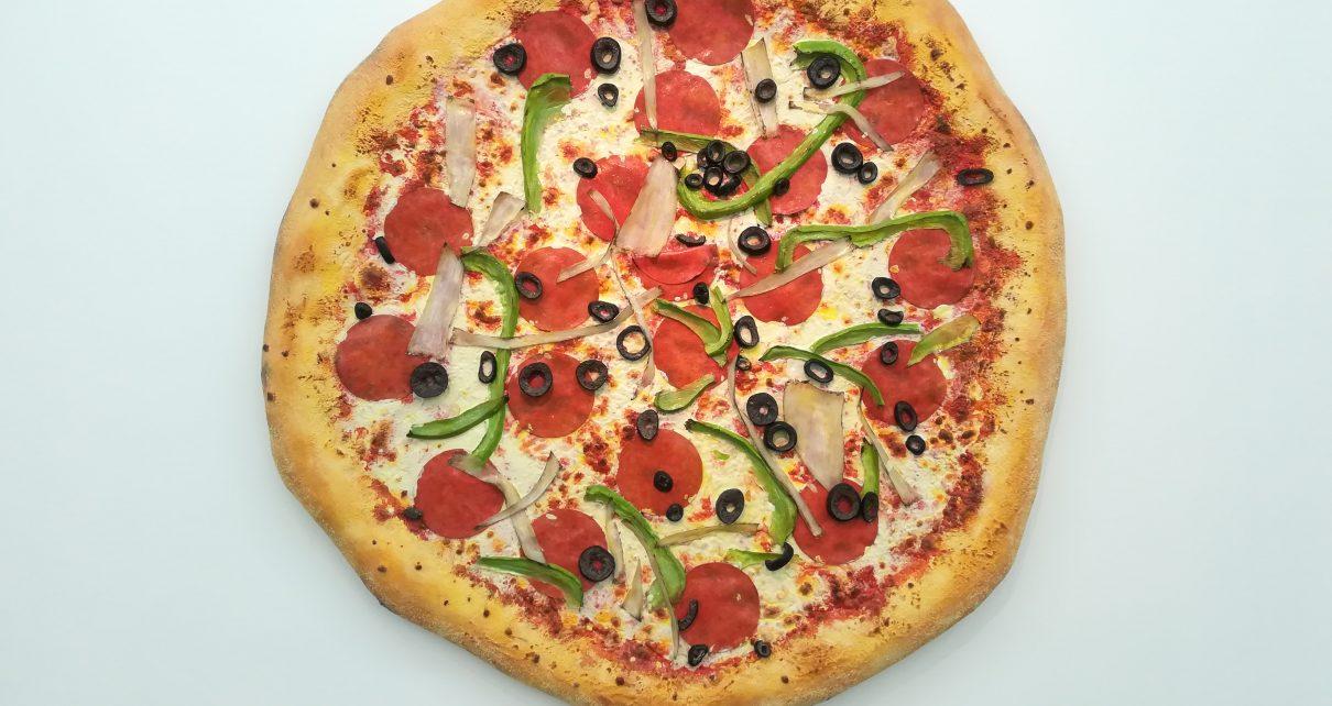 Ausstellung Pizza is God© NRW-Forum Düsseldorf/Foto R. Häusler