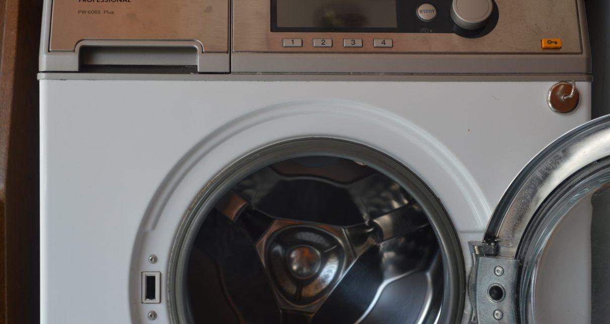 Beitragsbild Waschmaschine
